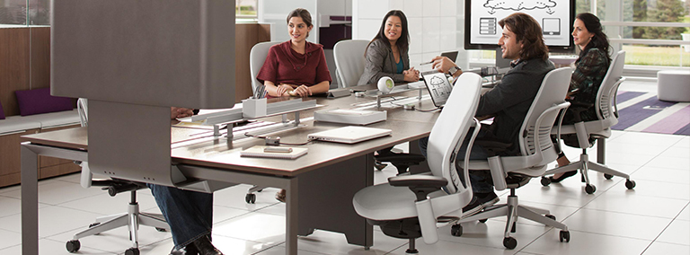 New Collection – Steelcase Working Chair